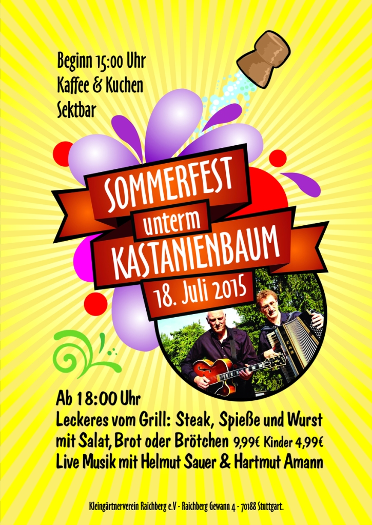 Sommerfest_DIN A3
