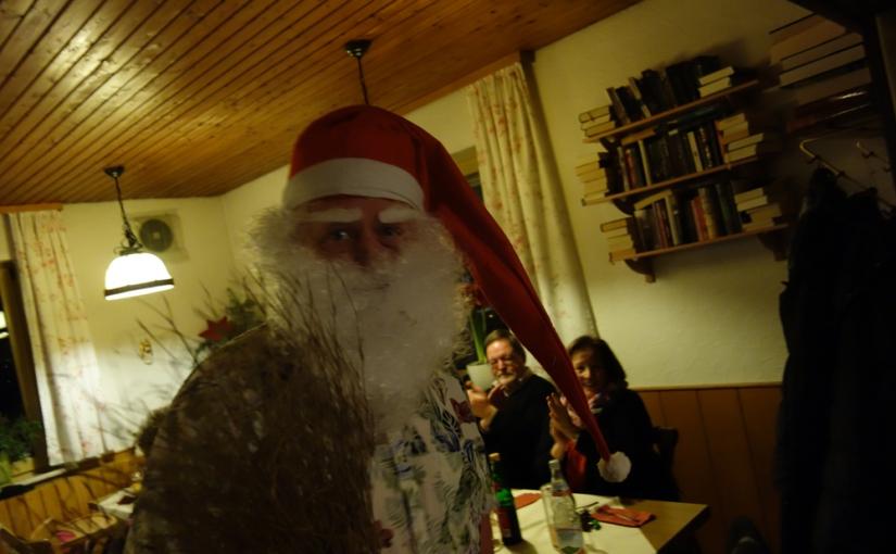 Unsere Weihnachtsfeier 2016