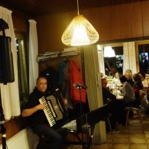 Musiker bei der Arbeit