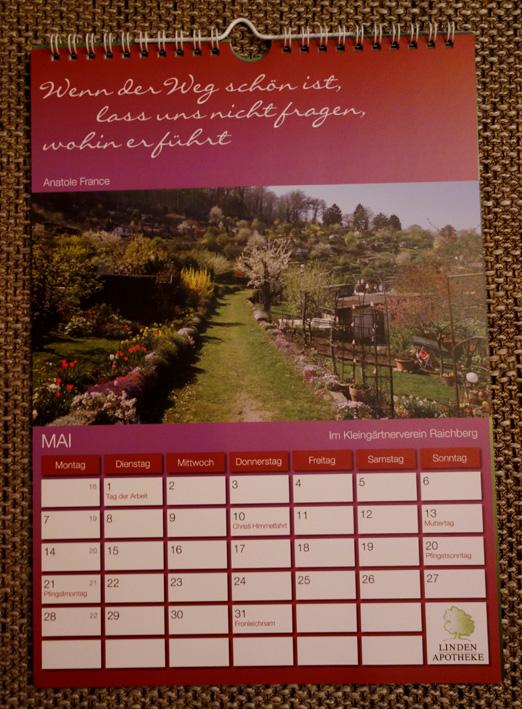 Raichberg Kalender