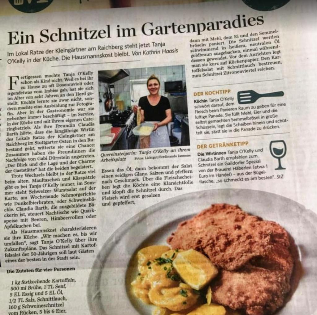 Artikel in der Stuttgarter Zeitschrift Lift